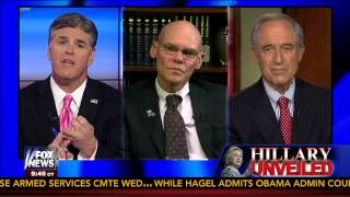 Lanny Davis and James Carville defend Hillary Clinton on Hannity