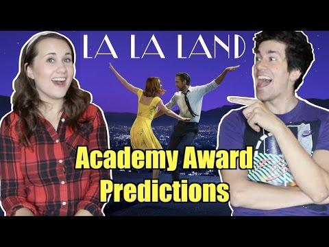 Talking LA LA LAND at the Oscars ft. Alex Goyette aka Joule Thief  Adorkable Rachel