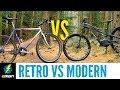 How Far Have Mountain Bikes Advanced? | Retro Vs Modern