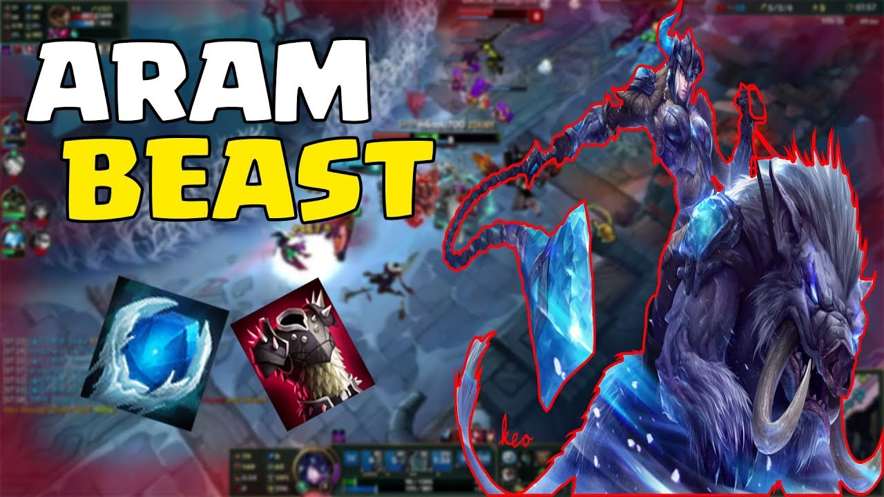 Sejuani Aram Gameplay Youtube