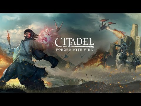 Citadel: Forged With Fire | First Impressions | PvP, PvE, Building & Taming