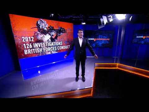 British atrocities in Afghanistan