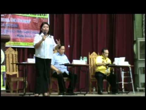 Bohol Gubernatorial Debate 2013