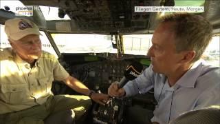 Fliegen – Gestern-Heute-Morgen - Dokumentation vom 29.08.2015