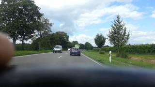 Дороги из Германии во Францию(Летом 2014 года мы отправились с путешествие на машине по Европе. Весь маршрут составил почти 14000 км и занял..., 2015-05-03T06:43:06.000Z)
