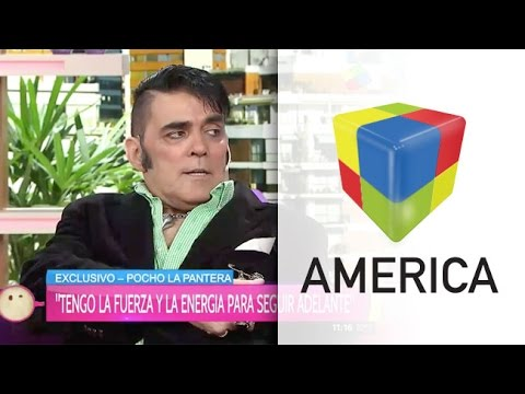 La lucha de Pocho La Pantera: Mi enfermedad no es una carga