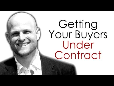 """Real Estate Agents.How to EASILY get a """"Buyers Brokerage Agreement"""" Signed"""