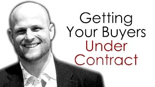 """Real Estate Agents...How to EASILY get a """"Buyers Brokerage Agreement"""" Signed"""