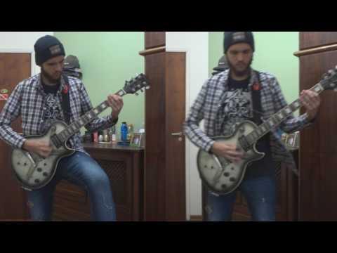 Bruno Fuggi: Broken Cross (Architects Guitar Cover) 1080p HD