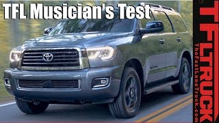 Canucks & Trucks: What is the 2018 Toyota Sequoia Best At? Will It All Fit?
