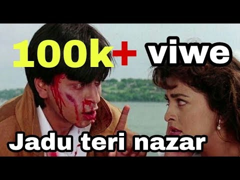 Jaadu teri nazar!! new whatsapp status!! Aap ka raj.shahrukh khan