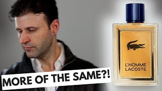 L'HOMME LACOSTE | Cologne/Perfume/Fragrance REVIEW