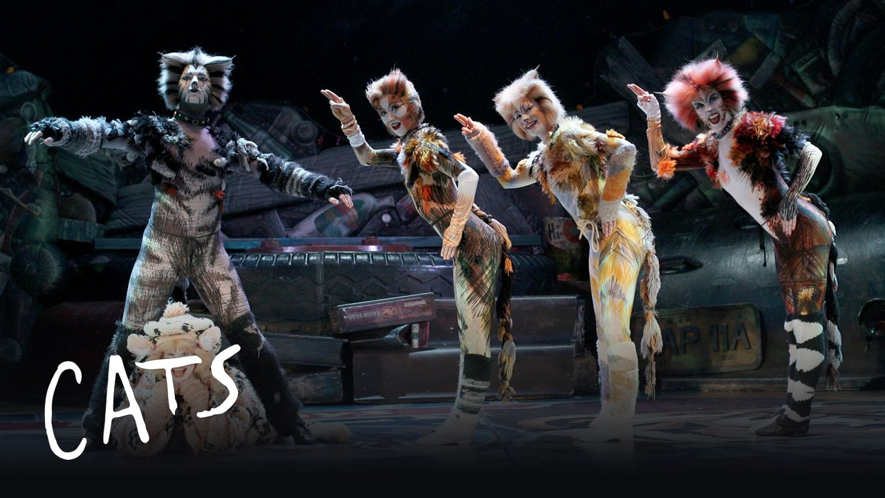 Image result for cats the musical