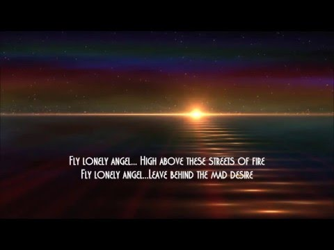 The Angel Song - Great White with Lyrics