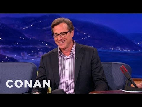 "Bob Saget's X-Rated ""Full House"" Memories - CONAN on TBS"