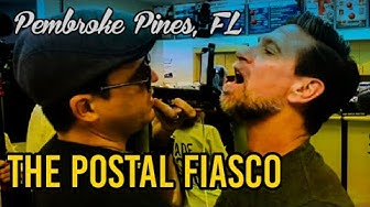 Everyone Goes Postal In Pembroke Pines - 1st Amendment Audit - USPS - Pembroke Pines, FL