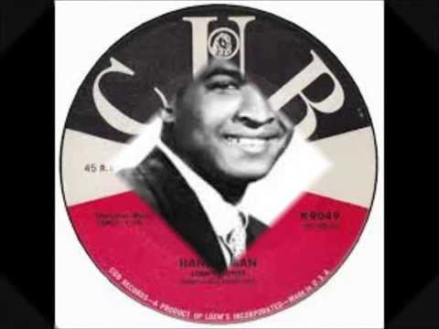 Handy Man - Jimmy Jones 45 rpm!