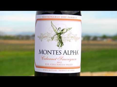 Montes Alpha de Viña Montes Chile
