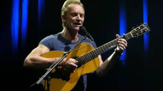 Sting & Joe Sumner Heading South On The Great North Road Olympia Paris 12/04/2017