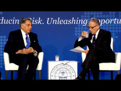 2016 Annual Conference| Armchair Discussion with Ratan N. Tata