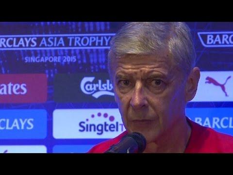 Arsene Wenger 'Big Surprise That Robin van Persie Left For Fenebahce'