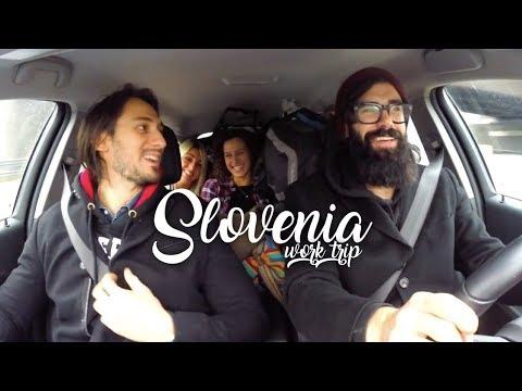 ANDIAMO A LAVORARE! - Slovenia Work Trip