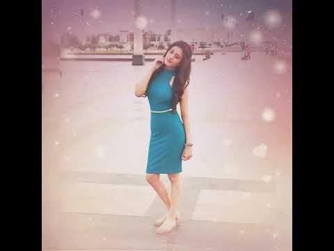 Hiba nawab beautiful pic with song