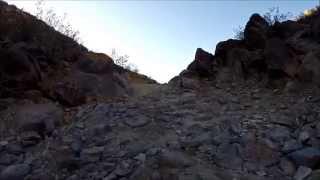 "EarthCruiser ""Prima Terra"" into Collins Valley - Truck"