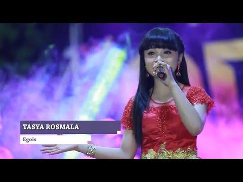 Tasya Rosmala |  EGOIS |  Live OM ADELLA Di Tandes   Surabaya