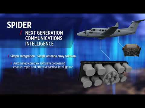 Spider Communications Intelligence (COMINT)