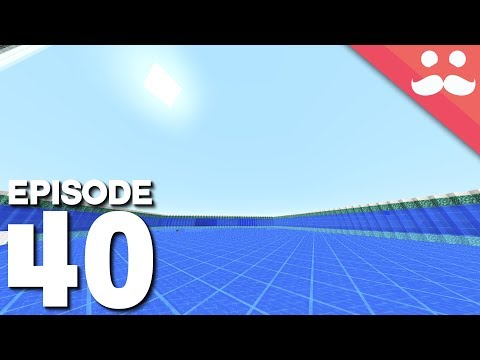 Hermitcraft 5: Episode 40 - OCEAN CLEARING!