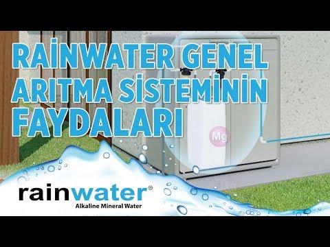 Genel Su Arıtma - Rainwater Su Arıtma Cihazı