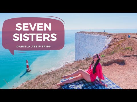 Day Trip To Seven Sisters From London - Cycling In Seven Sisters, Eastbourne And Cuckmere Haven!