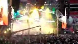 Muse - Intro / Knights of Cydonia (Live @ Wembley 6/17/07)