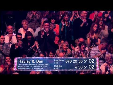 Dancing in Ice 2014 R7  Hayley Tamaddon Solo Skate