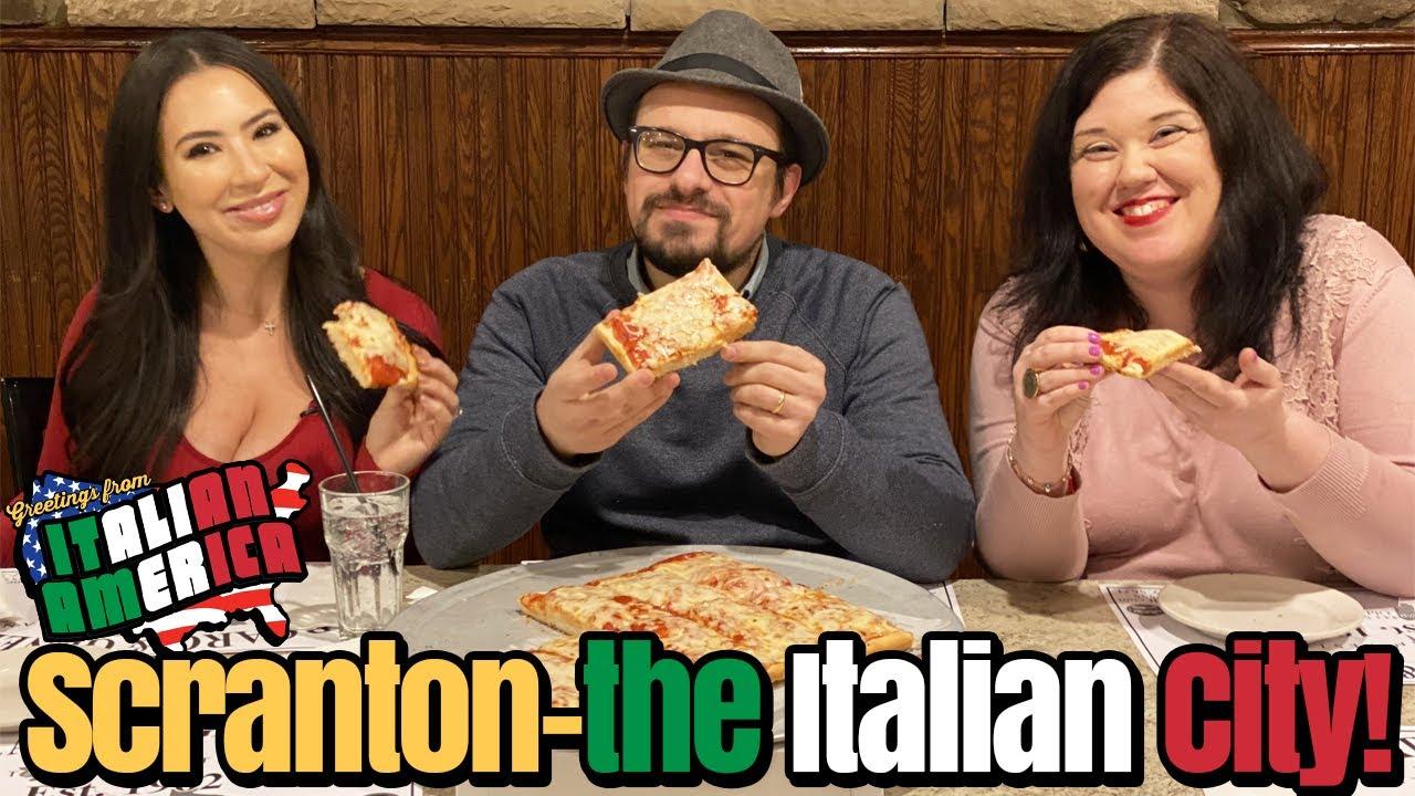 Download Scranton, PA - The Italian American City