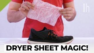 Our Favorite Dryer Sheet Hacks