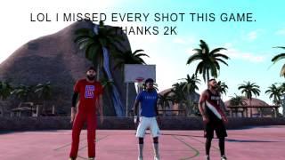 2k16 mypark gameplay