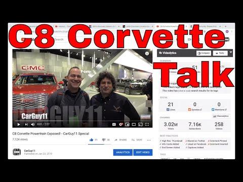 Let&#;s Talk C Corvette! - CarGuy Live