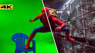 Проблема Marvel с графикой - Самые бесполезные примеры спецэффектов в кино.