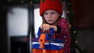 Nerf Christmas War