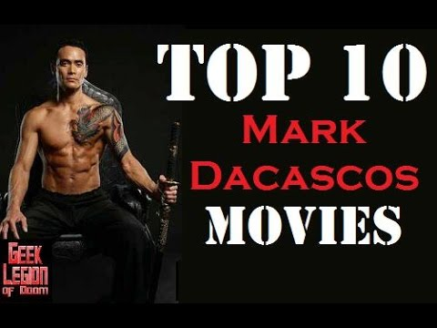 TOP 10 Mark Dacascos Movies ranked
