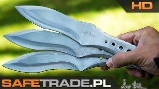 Throwing Knives Gil Hibben GenX Pro Thrower Triple Set Large GH5029 Noże | www.safetrade.pl