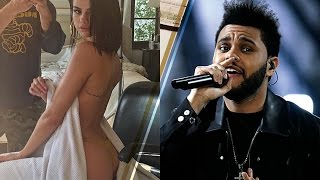 Selena Gomez TOPLESS Showing Bare Butt in a Thong for The Weeknd Music Video?