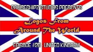 Logos From Around The World - Episode #26 - United Kingdom