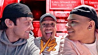 WOLFIERAPS AND JUSTDUSTIN PRANK GONE WRONG!!!