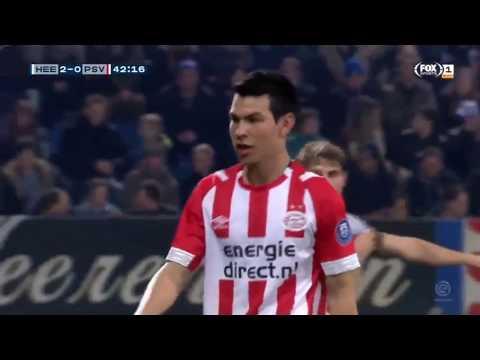 0dd0b7dee Hirving Chucky Lozano vs Heerenveen