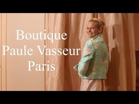 Paule Vasseur | Printemps-Été 2018