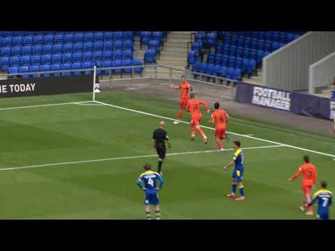 AFC Wimbledon Portsmouth Goals And Highlights