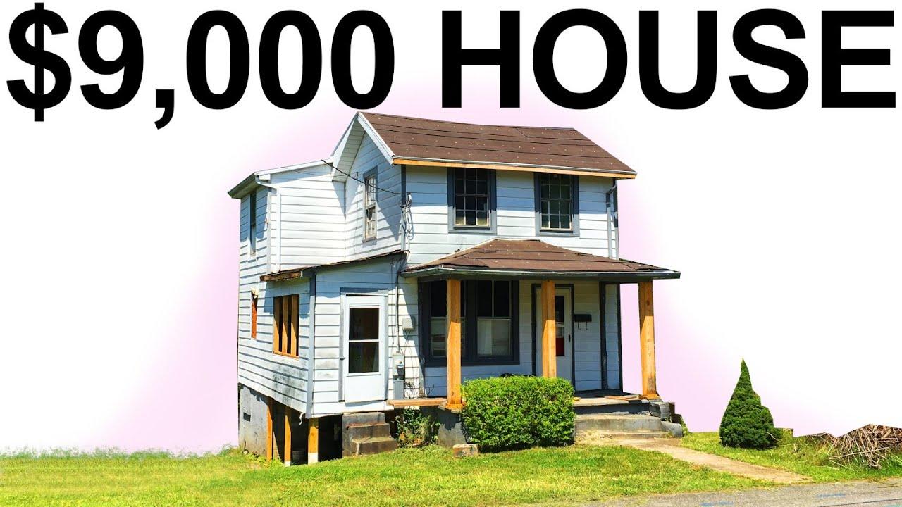 $9,000 HOUSE - DEMOLITION // WIRING + BONUS! - #24